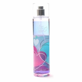Harga Queen's Secret Love Love Love Fine Fragrance Mist 236ml