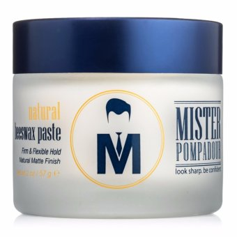 Mister Pompadour Natural Beeswax Paste 2 oz. Price Philippines