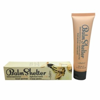 The Balm Balm Shelter Tinted Moisturizer SPF18 Price Philippines