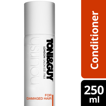TONI & GUY CONDITIONER NOURISH FOR DAMAGED HAIR 250ML Price Philippines