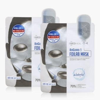Harga Mediheal Airguard Foilab Waterful Mask Set of 2