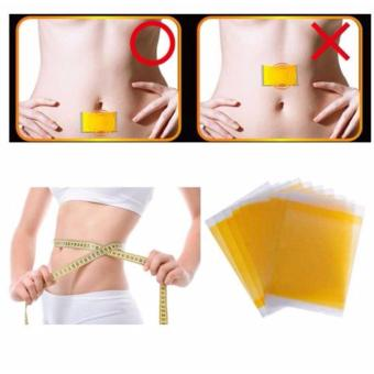 Harga Weight Loss Slimming Patch 10pcs