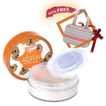 Harga Coty Airspun Loose Face Powder (Translucent Extra Coverage 070-41)