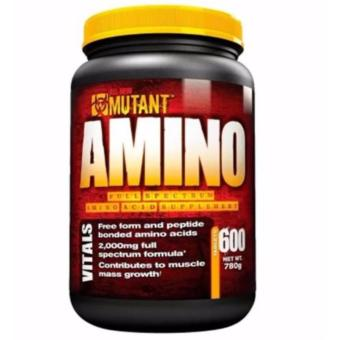 Mutant Amino 780g Tablets Bottle of 600 Price Philippines