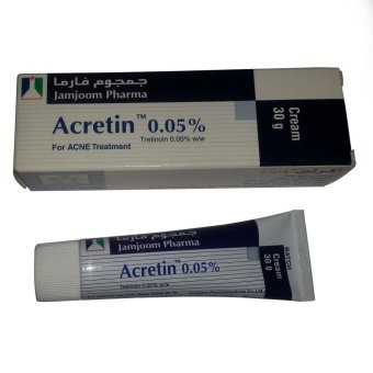 Jamjoom Pharma Acretin 0.05 % Tretinoin Cream 30g Price Philippines