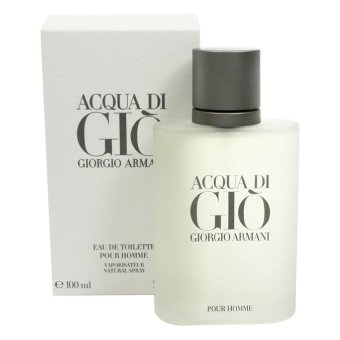Giorgio Armani Acqua Di Gio Eau de Toilette for Men100ml Price Philippines
