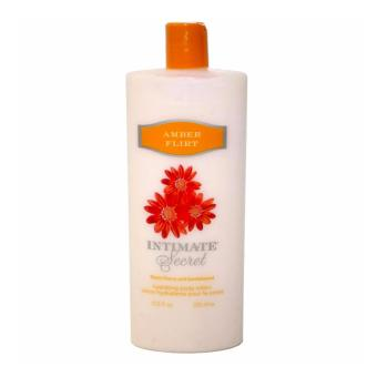 Intimate Secret Amber Flirt Hydrating Body Lotion 370ml Price Philippines