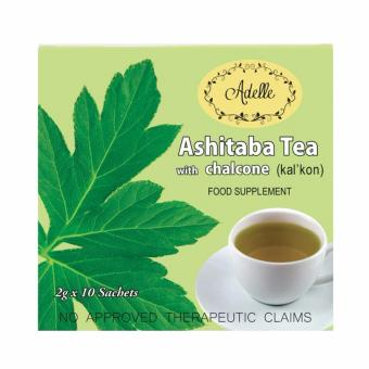 Harga Adelle Ashitaba Tea with Chalcone in Box 2g 10's Sachets