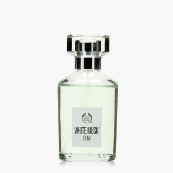 Harga The Body Shop White Musk L'Eau Eau de Toilette 60mL