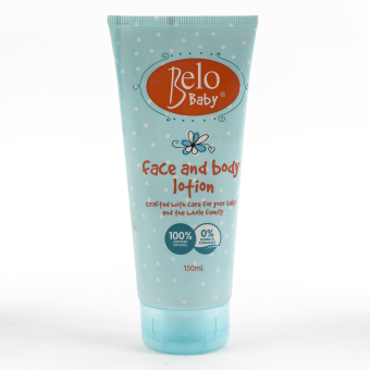 Belo Baby Face and Body Lotion 150ml Price Philippines