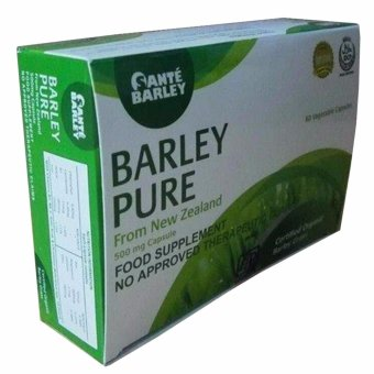 Harga Santé Barley Pure New Zealand (500mg/60 Capsules)