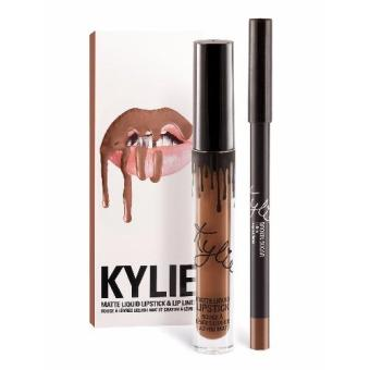 Harga Kylie Cosmetics BROWN SUGAR Lip Kit