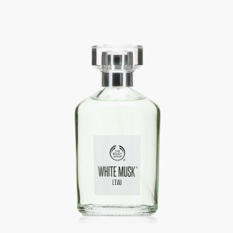 Harga The Body Shop White Musk L'Eau Eau de Toilette 100mL