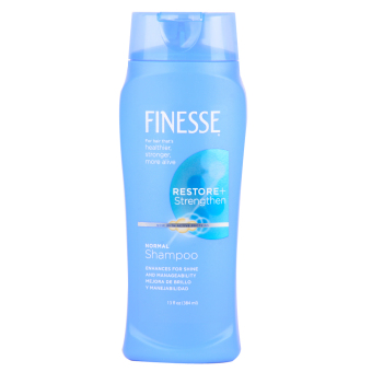 Finesse Restore Plus Stengthen Shampoo 384ml Price Philippines