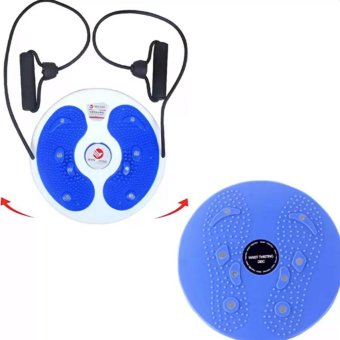 Harga Waist Twisting Health Twister Disc (Big) With Waist Twisting Disc Healthy Massager (Small)