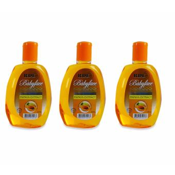 Harga RDL Facial Cleanser Papaya Extract 150ml 3pcs 10740137 w26