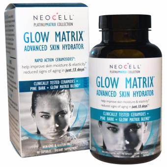 Neocell, Glow Matrix, Advanced Skin Hydrator, 90 Capsules Price Philippines