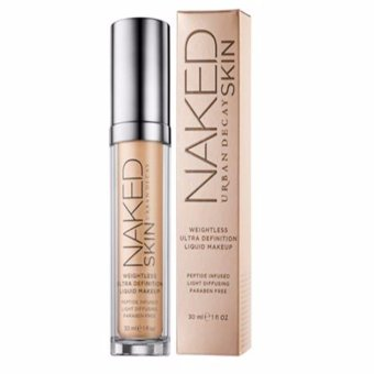 Harga Urban Decay Naked Skin Weightless Ultra Definition Liquid Makeup