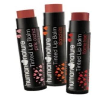 Human Nature Tinted Lip Balm Flame Tree Price Philippines
