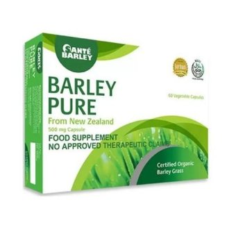 Harga Sante Barley Pure New Zealand Food Supplement 500mg 60 Capsules