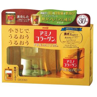 NEW Meiji Amino Collagen Premium Starter Kit 90g Price Philippines