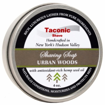 Taconic Shave Urban Woods Shaving Soap with Hemp Seed oil Price Philippines