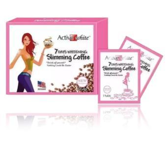 Active White 7days Whitening Slimming Coffee