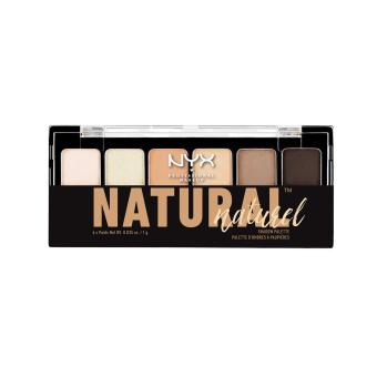 TNS01 The Natural Shadow Palette - Natural Price Philippines