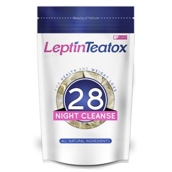 Leptin Teatox Night Cleanse 28-day Weight Loss Tea Detox (14 teabags) Price Philippines