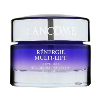 Harga LANCOME Renergie Multi-Lift Redefining Lifting Rich Cream SPF15 (For Dry Skin) (New Version) 1.7oz, 50ml - Intl