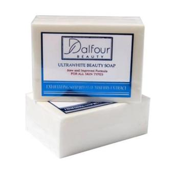 Harga AUTHENTIC Dalfour Beauty Ultrawhite Beauty Skin-Whitening Anti-aging Soap