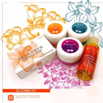 Blooming Kit by Lily's Touch Price Philippines