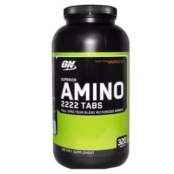 ON Superior Amino 2222 Tabs 320 Tablets Price Philippines