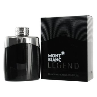 Harga Mont Blanc Legend Eau De Toilette for Men 100 ml