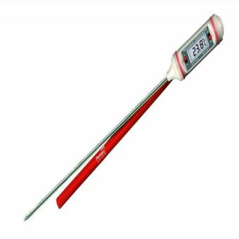 "Thomas Traceable Extra Long Stem Digital Thermometer; with 3/8"" High LCD Display; 11-3/8"" Stem; + or - 1 degree accuracy; -50 to 300 degree C; -58 to 572 degree F Price Philippines"