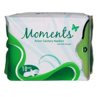 Harga Sante Barley Moments Ion Sanitary Napkins