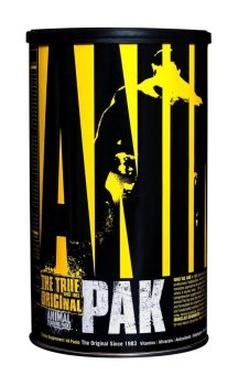 Harga Universal Nutrition Animal Pak Sports Nutrition Supplement-44-Count