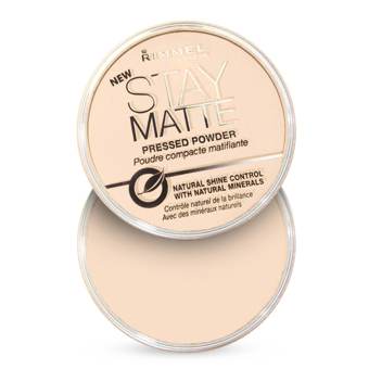 Harga RIMMEL Stay Matte Pressed Powder TRANSPARENT