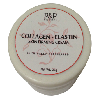 Harga P&P Skin Care Collagen-Elastin Skin Firming Cream 25g