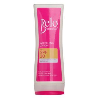 Belo Essentials Whitening SPF30 Lotion 200ml Price Philippines