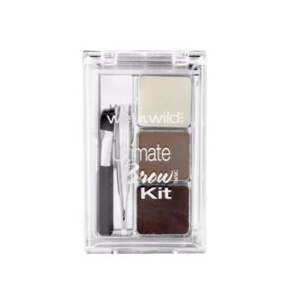 Harga Wet n Wild Ultimate Brow Kit ( Ash Brown )