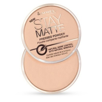 Harga Rimmel London Stay Matte Pressed Powder (Silky Beige 005)