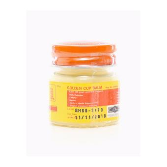 Golden Cup Balm in Bottle (12g) Price Philippines