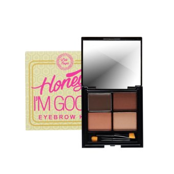Harga PinkSugar Honey I'm Good Eyebrow Kit (Perfect Taupe)