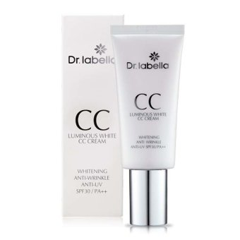 Harga Dr. Labella Luminous White CC Cream SPF 30/PA ++ 35g