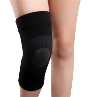 Knee Support Sleeve Guard - Black Price Philippines