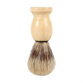 Harga Shaving Brush Facial Hair Facial Razor Brush Shave Tools Cosmetic Tool - intl