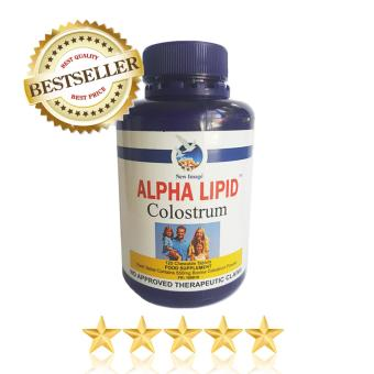 Harga Alpha Lipid Colostrum Dietary Supplement Chewable 120 Tablets