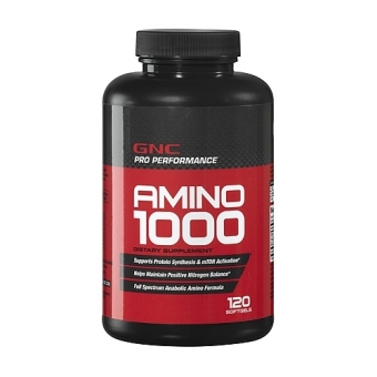 GNC Pro Performance Amino 1000 Price Philippines