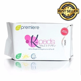 JC Premiere K-Pad Panty Liner Anion with Wings (Anti Dysmenorrhea) Price Philippines